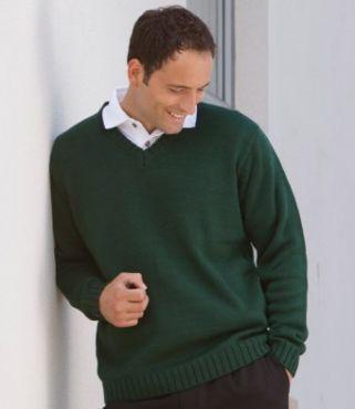 V Kneck Sweater