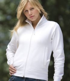 SK54 Skinnifit Essential Ladyfit Full Zip Sweat