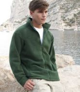 SS50 Fruit Of The Loom Outdoor Full Zip Fleece