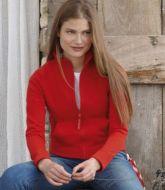 SS79 Lady Fit Zip Sweat Jacket